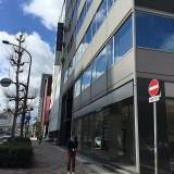 【三宮・元町・神戸】三宮国道2号線沿い1階ショールーム跡貸店舗