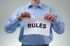 店舗契約でありがちな使用目的違反に対する契約解除について