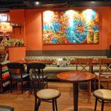 【神戸三宮】北野坂エリアのビジネスホテルの地下飲食フロア内、バーの居抜!
